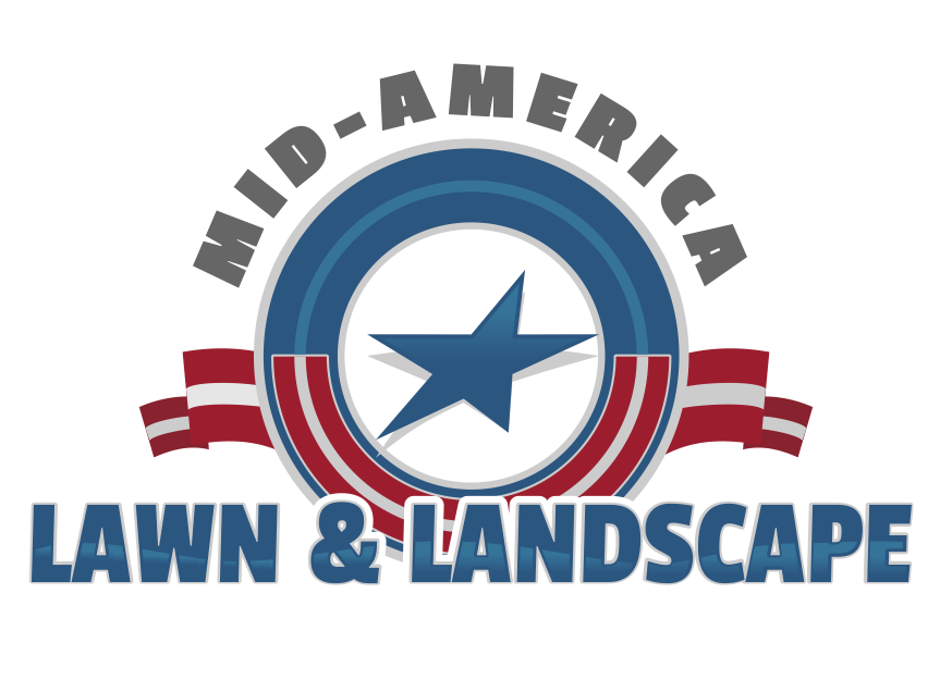 Mid America Lawn & Landscape Logo